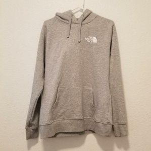 North Face Women's Hoodie (Gray)